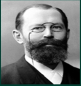 Emil Fisher The outstanding chemist of the modern age. Synthesied many products to show their constituent parts.
