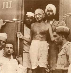 life and devotion of mahatma gandhi to search for thruth Gandhi introduces non-violent protest philosophy of satyagraha toggle navigation menu whp (devotion to the truth), or non-violent protest mahatma gandhi civil disobedience south africa.