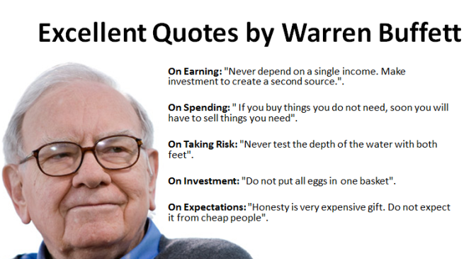 Warren Buffet Biography